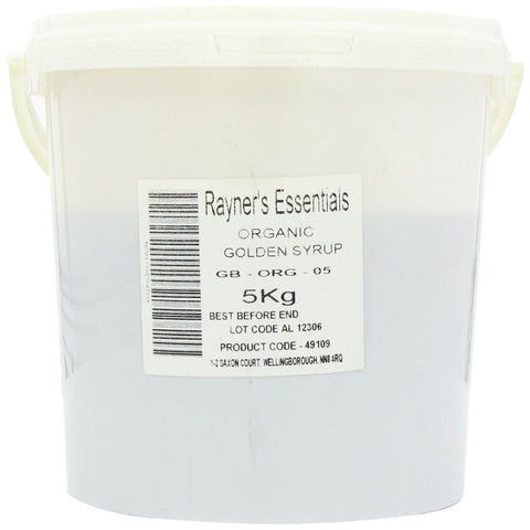 Rayners | Golden Syrup - Organic | 5 Kg