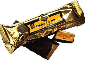 Vegan Store | Golden Crunch Bar | 1 X 49g. This Product Is :- Vegan