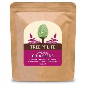 Mintons Bespoke Label A | Retailer O/label  Chia Seeds - Organic | 1 x 250g