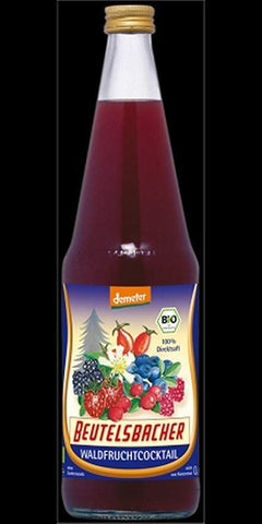 Beutelsbacher | Demeter Wild Berries Juice | 1 x 750ml