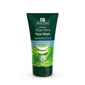 Aloe Pura | A/P Face Wash | 1 x 150ml. Sold By Superfood Market