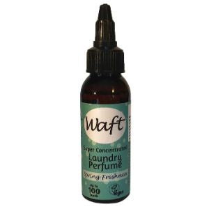 Waft | Concentrated Laundry Perfume - Spring Freshness | 1 X 50ml. Sold By Superfood Market