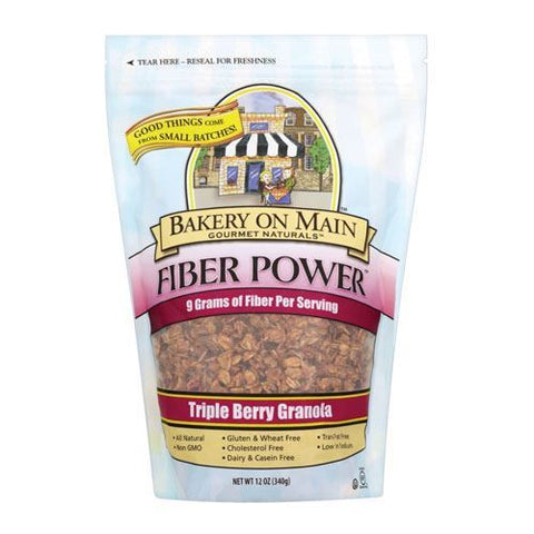 Bakery On Main | Triple Berry Granola | 1 x 340g