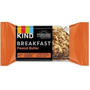 Kind Bars | Breakfast Peanut Butter Bars | 1 x 50g | Kind Bars