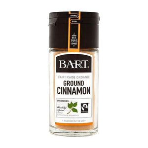 Bart | Cinnamon (fairtrade) - Ground | 1 x 35g | Bart