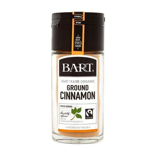 Bart | Cinnamon (fairtrade) - Ground | 1 x 35g