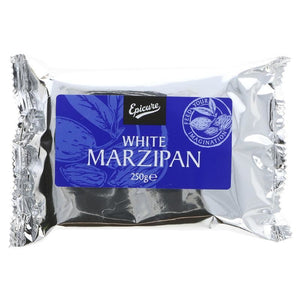 Epicure | White Marzipan | 1 X 250g. Sold By Superfood Market