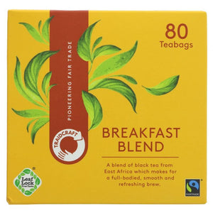 Traidcraft | Breakfast Blend | 1 X 250g. This Product Is :- Vegan,fairtrade