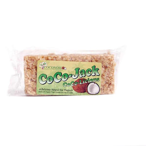 Coco-jack | Coconut Flapjacks | 1 X 65g. This Product Is :- Vegan