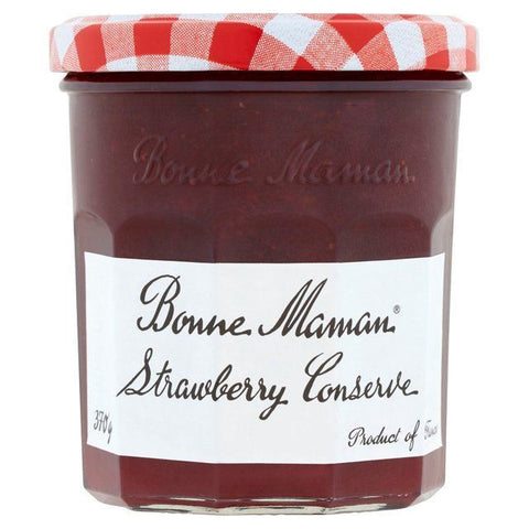 Bonne Maman | Strawberry Conserve | 1 x 370g