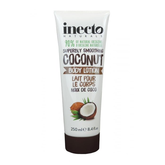Inecto | Naturals Coconut Body Lotion | 1 x 250ml