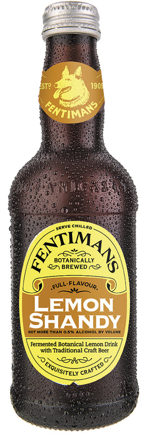 Fentimans | Traditional Lemon Shandy | 1 x 275ml | Fentimans