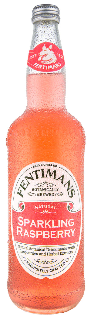 Fentimans | Sparkling Raspberry | 1 x 750ml | Fentimans