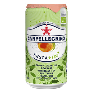 San Pellegrino | Sparkling Tea & Peach | 1 x 250ml