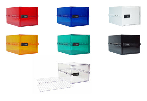 Lockabox Colour Range coming soon!