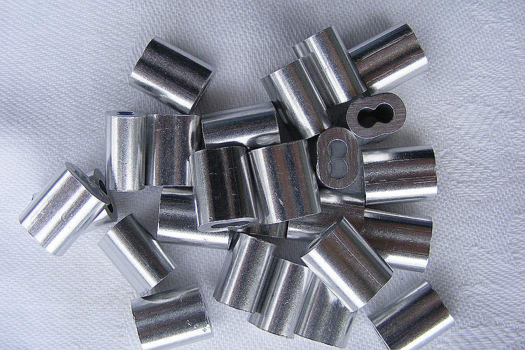"Ferrules (3/32"" - Double) - per 25-Trap Shack Company"