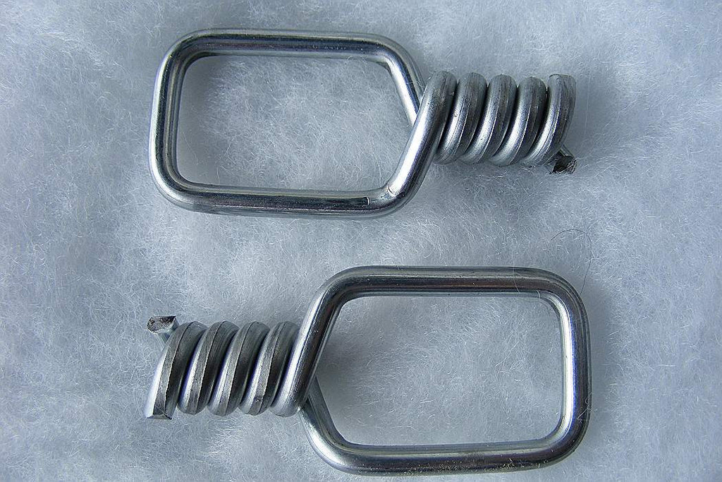 #9 Snare Swivels (per dozen)-Trap Shack Company