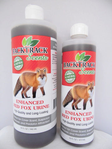Backtrack Scents - Enhanced Red Fox Urine