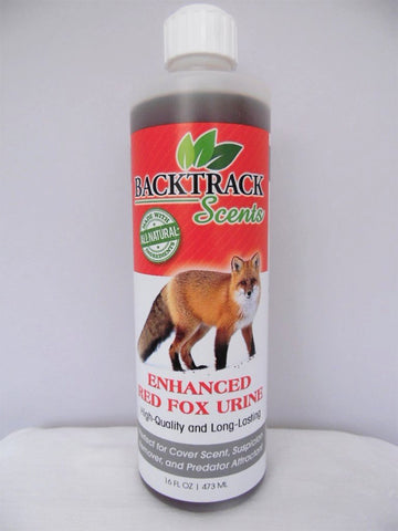 Backtrack Scents - Enhanced Red Fox Urine-Trap Shack Company