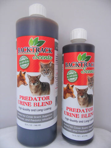 Backtrack Scents - Predator Urine Blend