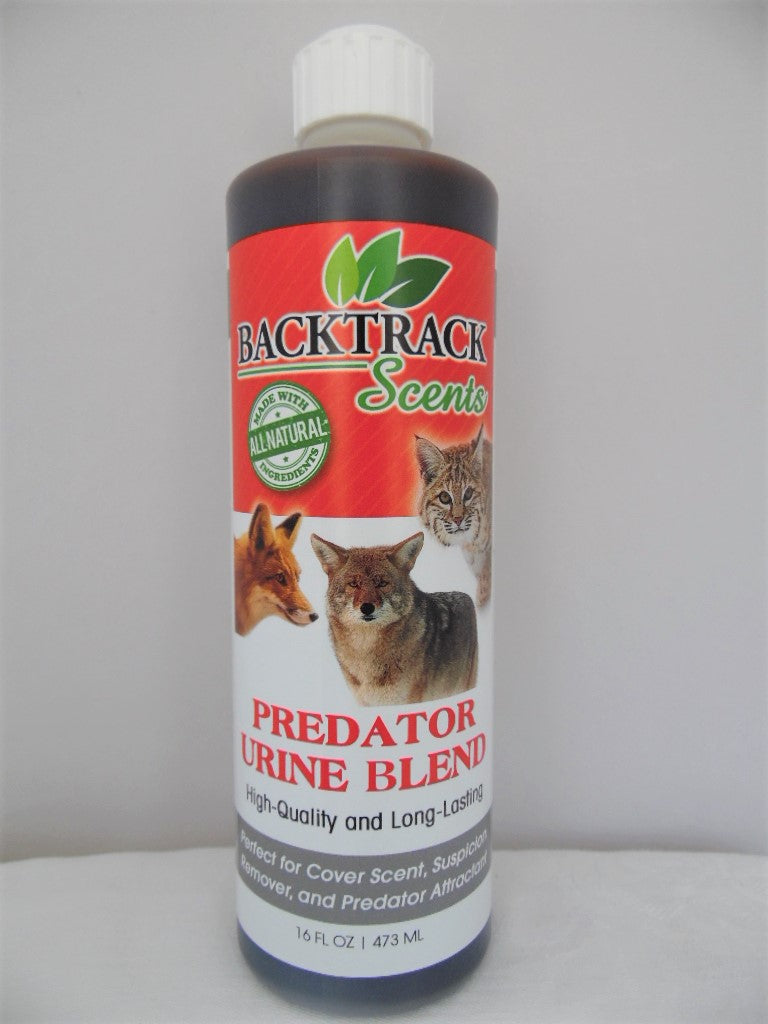 Backtrack Scents - Predator Urine Blend-Trap Shack Company