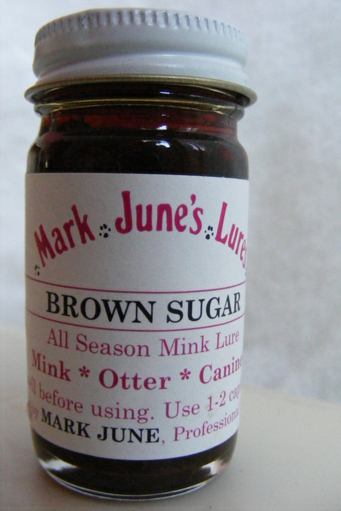 Mark June's - Brown Sugar - 1oz Lure-Trap Shack Company