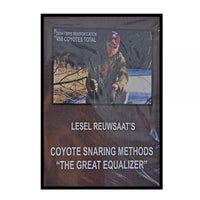 "Reuwsaat's ""Coyote Snaring Methods"" DVD-Trap Shack Company"