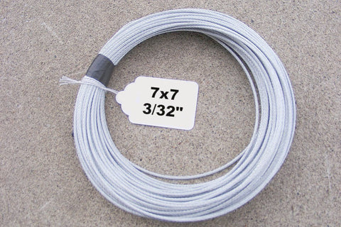 "Cable 7x7 (3/32"")"