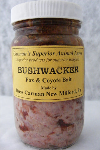 Carman's -  Bushwacker - 8oz Bait