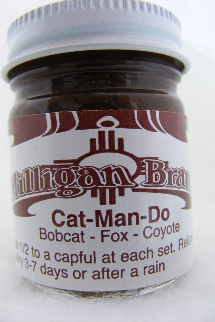 Milligan's - Cat-Man-Do - 1oz Lure-Trap Shack Company