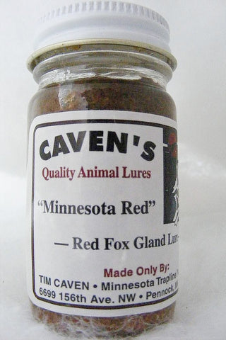 Caven's - Minnesota Red - 1oz Lure