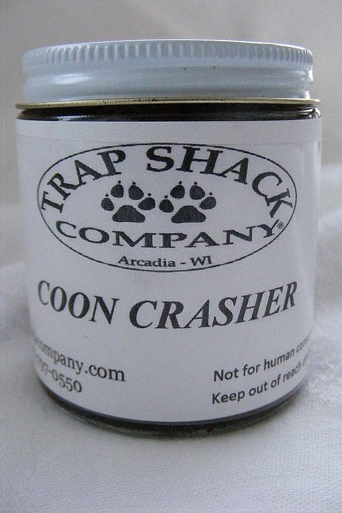 Trap Shack's - Coon Crasher - 4oz Bait-Trap Shack Company
