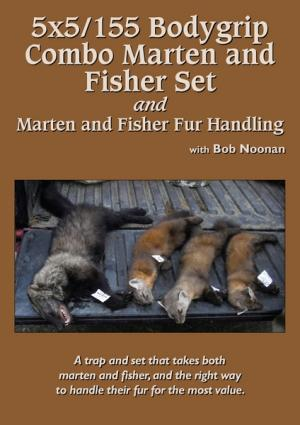 Noonan - 5x5/155 Bodygrip Combo Marten and Fisher Set DVD-Trap Shack Company