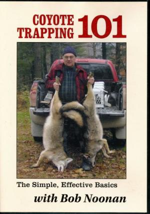 Noonan-Coyote Trapping 101 DVD-Trap Shack Company