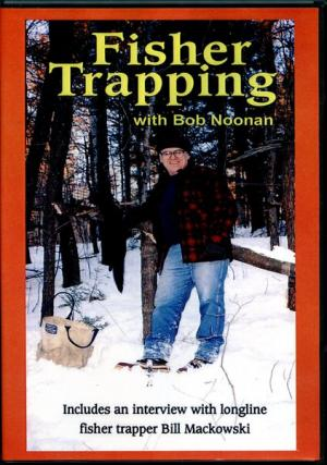 "Noonan ""Fisher Trapping"" DVD-Trap Shack Company"