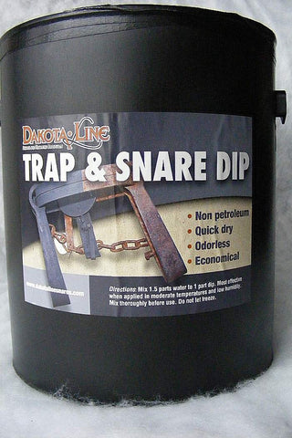 Dakotaline Trap & Snare Dip - Black-Trap Shack Company