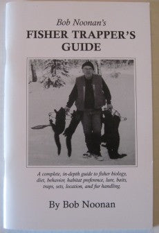 "Noonan ""Fisher Trapper's Guide""-Trap Shack Company"