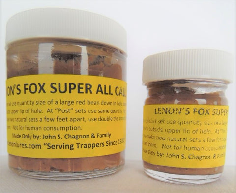 Lenon's Fox Super All Call - Fox Lure