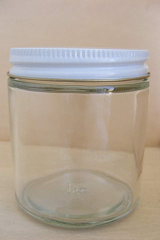 Glass Jar - 16 oz