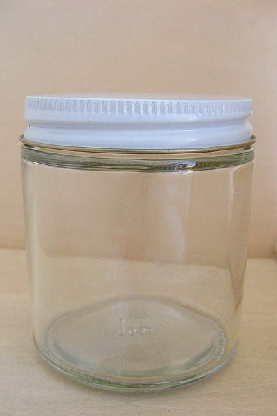 Glass Jar - 4 oz-Trap Shack Company