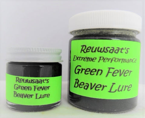 Reuwsaat's - Green Fever Beaver Lure