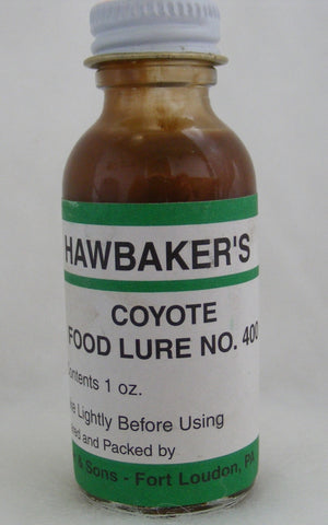 Hawbaker's - Coyote Food Lure #400 - 1oz Lure