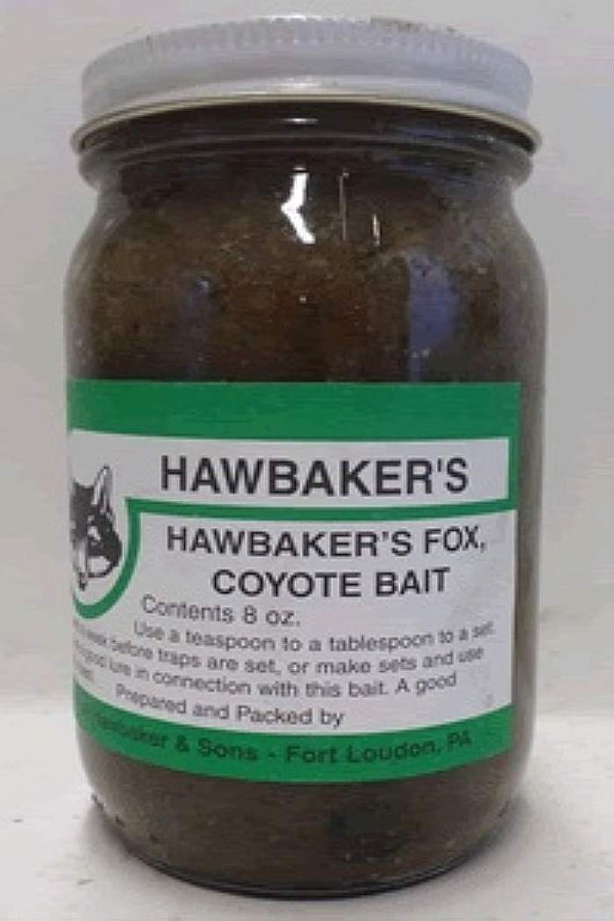 Hawbaker's - Fox & Coyote - 8oz Bait-Trap Shack Company