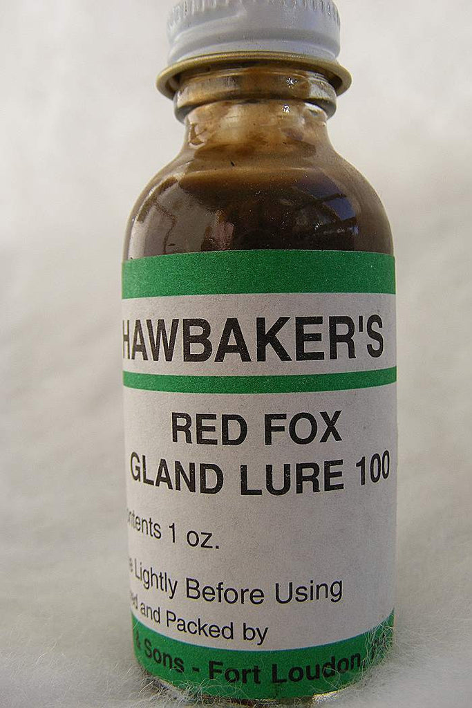 Hawbaker's - Red Fox Gland Lure #100 - 1oz Lure-Trap Shack Company