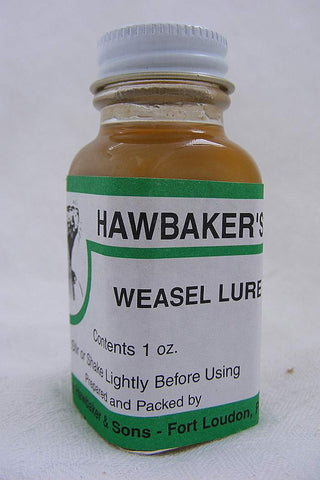 Hawbaker's - Weasel Lure - 1oz Lure