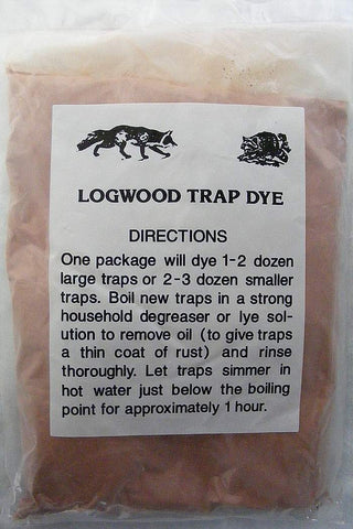 Logwood Trap Dye - Powder