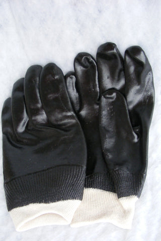Knit Neoprene Wrist Gloves