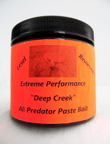 Reuwsaat's - Deep Creek All Predator Paste Bait - 16oz