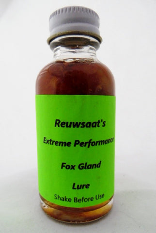 Reuwsaat's - Fox Gland - 1oz Lure