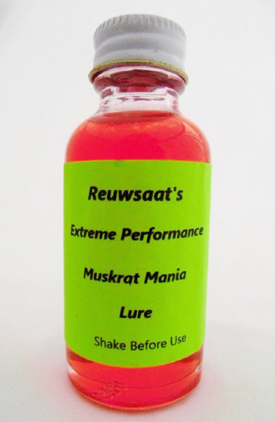 Reuwsaat's - Muskrat Mania - 1oz Lure-Trap Shack Company